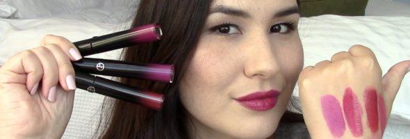 Giorgio Armani Beauty Ecstasy Lacquer review