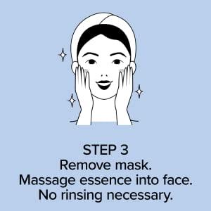 remove face mask
