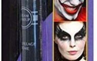 Amscan 840952 Black Cream Makeup Costume Accessory   1 Piece